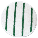 Rubbermaid RCPP267 Low Profile Scrub-Strip Carpet Bonnet, 17