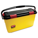 Rubbermaid RCPQ95088YW Hygen Charging Bucket, Yellow