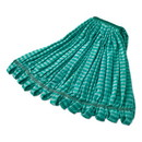 Rubbermaid Commercial HYGEN FGT81306GR00 Microfiber Tube Wet Mop, Microfiber, 1