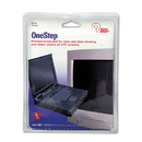 ADVANTUS CORPORATION REARR1309 Onestep Crt Screen Cleaning Pads, 5 X 5, Cloth, White, 100/box
