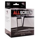 Read Right RR15039 AllScreen Screen Cleaning Kit, 50 Wipes, 1 Microfiber Cloth