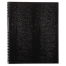 REDIFORM OFFICE PRODUCTS REDA30C81 Notepro Undated Daily Planner, 11 X 8-1/2, Black
