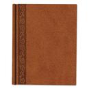 REDIFORM OFFICE PRODUCTS REDA8005 Da Vinci Notebook, College Rule, 9 1/4 X 7 1/4, Cream, 75 Sheets