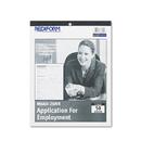 Rediform REDM66026NR Employment Application, 8 1/2 X 11, 50 Forms