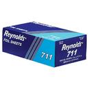 Reynolds Wrap RFP711 Pop-Up Interfolded Aluminum Foil Sheets, 9 X 10 3/4, Silver, 3000 Sheet/carton