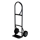 SAFCO PRODUCTS SAF4071 Tuff Truck Economy Truck, 400lb Capacity, 16 X 16 1/4 X 51 1/2, Black Enamel