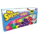Mr. Sketch SAN1924063 Washable Markers, Chisel, Assorted Colors, 192/set