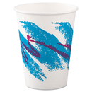 SOLO Cup SCC412JZJ Jazz Paper Hot Cups, 12oz, Polycoated, 50/bag, 20 Bags/carton