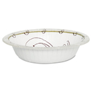 SOLO Cup SCCHB12J8001CT Symphony Paper Dinnerware, Heavyweight Bowl, 12oz, Tan, 1000/carton