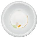 SOLO Cup SCCOFHW12J7234 Bare Paper Eco-Forward Dinnerware, 12oz Bowl, Green/tan, 500/carton