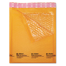 ANLE PAPER/SEALED AIR CORP. SEL16202 Jiffylite Self-Seal Mailer, Side Seam, #5, 10 1/2 X 16, Golden Brown, 10/pack