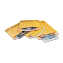 Sealed Air SEL55445 Jiffylite Self-Seal Mailer, Contemporary Seam, 6 X 10, Golden Brown