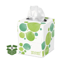 Seventh Generation SEV13719CT 100% Recycled Facial Tissue, 2-Ply, 85/box, 36/carton