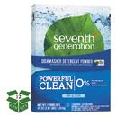 Seventh Generation SEV22150CT Natural Automatic Dishwasher Powder, Free & Clear, 45oz Box, 12/carton