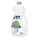 Seventh Generation 44719 Dishwashing Liquid, Free and Clear, Jumbo 50 oz Bottle, 6/Carton