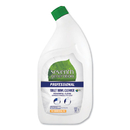 Seventh Generation 44727 Toilet Bowl Cleaner, Emerald Cypress and Fir, 32 oz Bottle, 8/Carton