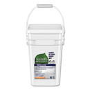Seventh Generation 44735 Powder Laundry Detergent, Free and Clear Scent, 35 lb Pail