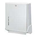 LAGASSE, INC. SJMT1905WH True Fold C-Fold/multifold Paper Towel Dispenser, White, 11 5/8 X 5 X 14 1/2