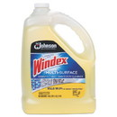 Windex 682265 Multi-Surface Disinfectant Cleaner, Citrus, 1 gal Bottle, 4/Carton