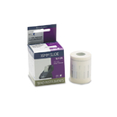 SEIKO INSTRUMENTS INC. SKPSLP35L Self-Adhesive Small Multipurpose Labels, 7/16 X 1-1/2, White, 300/box