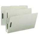 Smead SMD20005 Recycled Pressboard Fastener Folders, Legal, 3