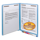 Smead SMD25050 Watershed/cutless End Tab 2 Fastener Folders, 3/4