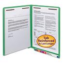 Smead SMD25150 Watershed/cutless End Tab 2 Fastener Folders, 3/4