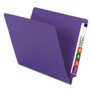 Smead SMD25550 Watershed/cutless End Tab 2 Fastener Folders, 3/4