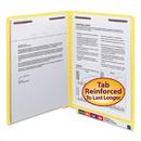Smead SMD25950 Watershed/cutless End Tab 2 Fastener Folders, 3/4
