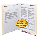 Smead SMD34130 Watershed/cutless End Tab 2 Fastener Folders, 3/4