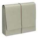 SMEAD MANUFACTURING CO. SMD70778 100% Recycled Color Expanding Files, 12 Pockets, Letter, Green Tea
