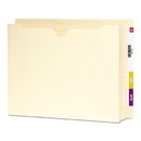 SMEAD MANUFACTURING CO. SMD76910 End Tab File Jacket, 2