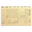 Smead SMD78278 Pressboard Mortgage File Folder With Dividers & Metal Tab, Legal, 8/set