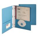 SMEAD MANUFACTURING CO. SMD88052 2-Pocket Folder W/tang Fastener, Letter, 1/2