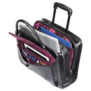 Samsonite SML567331041 Women's Rolling Mobile Office, 16 1/2 X 6 X 12 3/4, Black