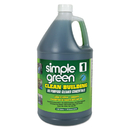 simple green SMP11001CT Clean Building All-Purpose Cleaner Concentrate, 1gal Bottle, 2 Per Carton