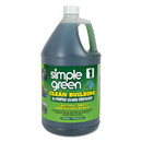 Simple Green SMP11001 Clean Building All-Purpose Cleaner Concentrate, 1 gal Bottle
