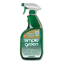 simple green SMP13012CT Industrial Cleaner & Degreaser, Concentrated, 24 Oz Bottle, 12/carton
