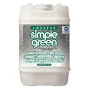 simple green SMP19005 Crystal Industrial Cleaner/degreaser, 5gal, Pail