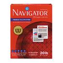 SOPORCEL NORTH AMERICA SNANMP1120 Premium Multipurpose Paper, 97 Brightness, 20lb, 8-1/2x11, White, 5000/carton