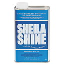 Sheila Shine SS32 Stainless Steel Cleaner & Polish, 1qt Can, 12/Carton