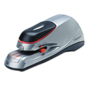 ACCO BRANDS SWI48208 Optima 20 Electric Stapler, Desktop, Auto/manual, 20 Sheets, Silver