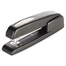ACCO BRANDS SWI74741 747 Business Full Strip Desk Stapler, 25-Sheet Capacity, Black
