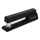 ACCO BRANDS SWI76701 Premium Commercial Full Strip Stapler, 20-Sheet Capacity, Black