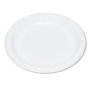 TABLEMATE PRODUCTS, CO. TBL9644WH Plastic Dinnerware, Plates, 9
