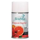 TimeMist TMS1047605 Metered Aerosol Fragrance Dispenser Refill, Pomegranate Grapefruit,6.6oz Aerosol