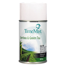 TimeMist TMS1047606 Metered Aerosol Fragrance Dispenser Refill, Bamboo And Green Tea, 6.6 Oz Aerosol