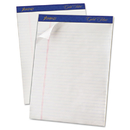 Ampad TOP20070 Gold Fibre Pads, 8 1/2 X 11 3/4, White, 50 Sheets, Dozen
