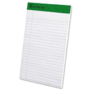 Ampad TOP20152 Earthwise Recycled Writing Pad, Narrow, 5 X 8, White, Dozen