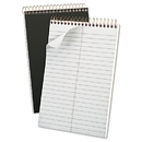 Ampad TOP20808 Gold Fibre Spiral Steno Book, Gregg, 6 X 9, Grey Cover, 100 Sheets